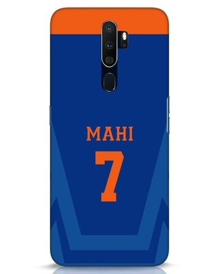 Shop Mahi Cricket Oppo A9 2020 Mobile Cover-Front
