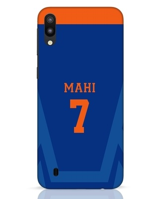 Shop Mahi Cricket Samsung Galaxy M10 Mobile Cover-Front