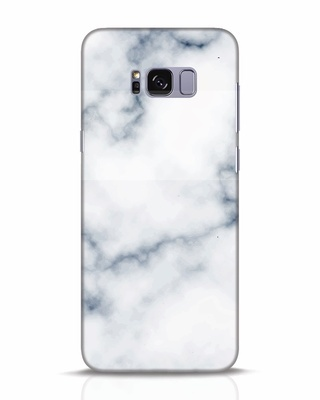 Shop Marble 2 Samsung Galaxy S8 Plus Mobile Cover-Front