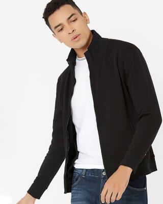 Shop Marca Disati Front Open Basic Jacket-Front