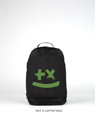 Shop Martin Garrix Small Backpack-Front