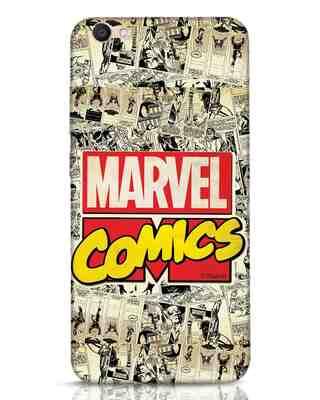 Shop Marvel Comics Vivo V5 Mobile Cover (AVL)-Front
