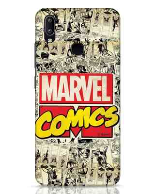 Shop Marvel Comics Vivo Y91 Mobile Cover (AVL)-Front