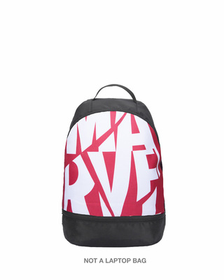 Shop Marvel Glitch Printed Small Backpack (AVL)-Front