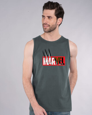 Shop Marvelrine Vest (XML)-Front