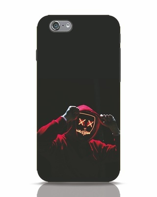 Shop Mask Man iPhone 6 Mobile Cover-Front