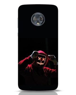 Shop Mask Man Moto G6 Mobile Cover-Front