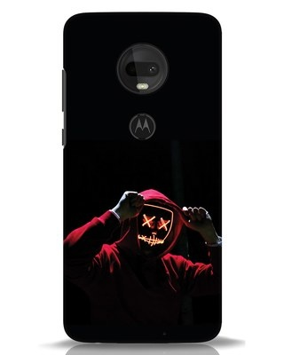 Shop Mask Man Moto G7 Mobile Cover-Front