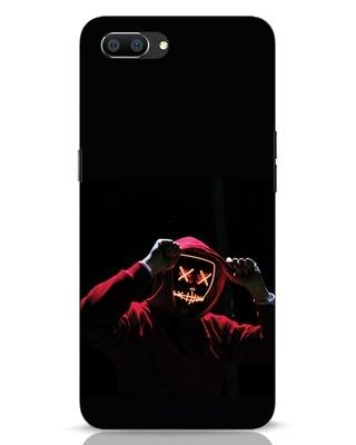 Shop Mask Man Realme C1 Mobile Cover-Front