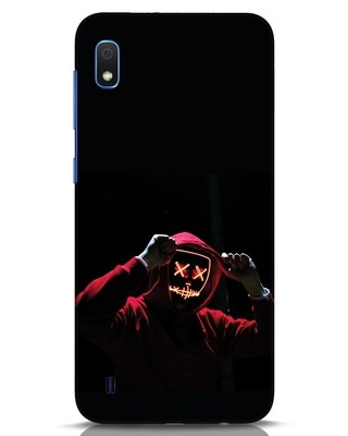 Shop Mask Man Samsung Galaxy A10 Mobile Cover-Front