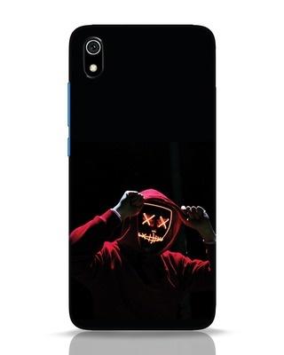 Shop Mask Man Xiaomi Redmi 7A Mobile Cover-Front