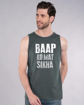 Shop Mat Sikha Vest-Front