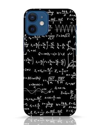 Shop Maths iPhone 12 Mini Mobile Cover-Front