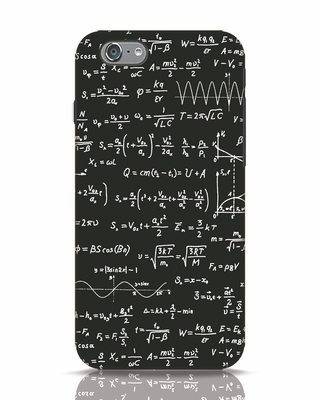 Shop Maths iPhone 6 Mobile Cover-Front