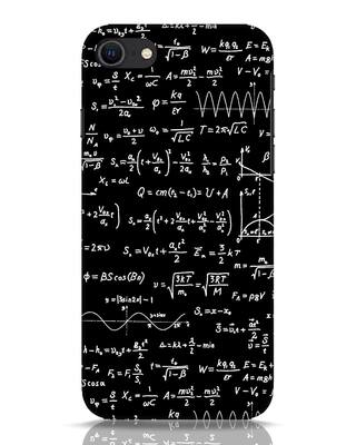Shop Maths iPhone SE 2020 Mobile Cover-Front