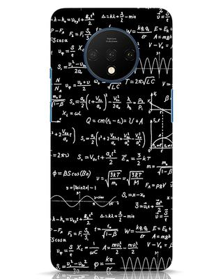 Shop Maths OnePlus 7T Mobile Cover-Front