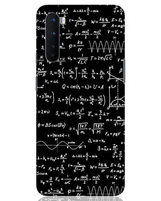 Shop Maths OnePlus Nord Mobile Cover-Front