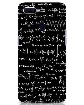 Shop Maths Realme 2 Pro Mobile Cover-Front