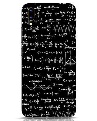 Shop Maths Vivo V11 Pro Mobile Cover-Front