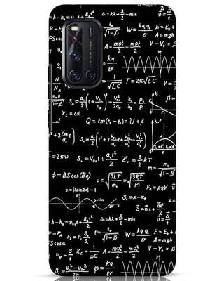 Shop Maths Vivo V19 Mobile Cover-Front