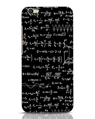 Shop Maths Vivo V5 Mobile Cover-Front