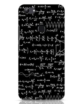 Shop Maths Vivo Y83 Mobile Cover-Front