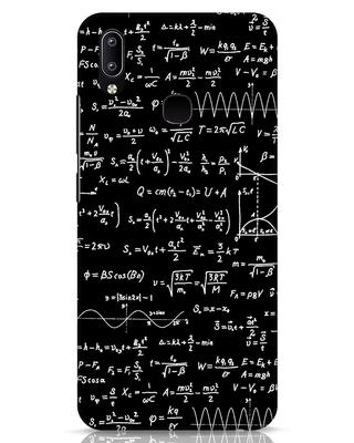 Shop Maths Vivo Y91 Mobile Cover-Front