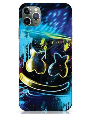 Shop Mellow Lights iPhone 11 Pro Max Mobile Cover-Front