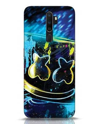 Shop Mellow Lights Oppo A5 2020 Mobile Cover-Front