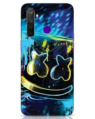 Shop Mellow Lights Realme 5 Pro Mobile Cover-Front