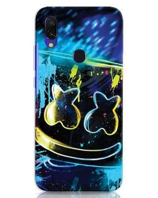 Shop Mellow Lights Xiaomi Redmi 7 Mobile Cover-Front