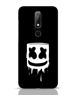 Shop Melting Mello Nokia 6.1 Plus Mobile Cover-Front
