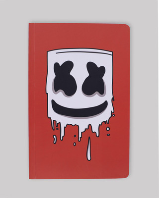 Shop Melting Mello Notebook-Front