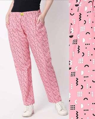 Shop Memphis Pattern Pyjama-Front
