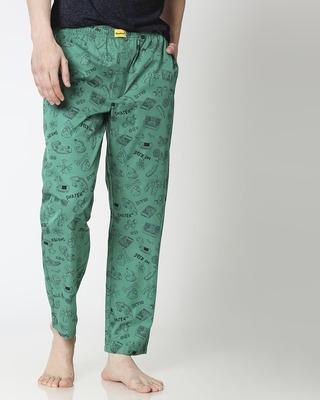 Shop My Ride Men's Pyjama-Front