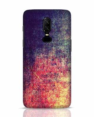 Shop Metal Colors OnePlus 6 Mobile Cover-Front