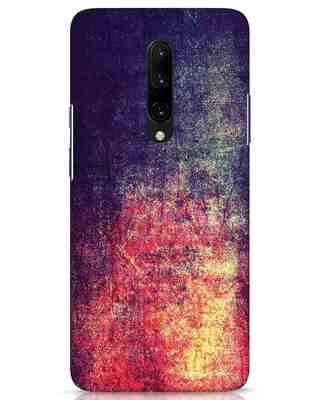 Shop Metal Colors OnePlus 7 Pro Mobile Cover-Front