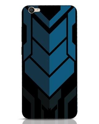 Shop Metal Gear Blue Vivo V5 Mobile Cover-Front