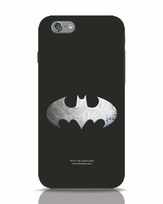 Shop Metallic Batman iPhone 6s Mobile Cover (BML)-Front