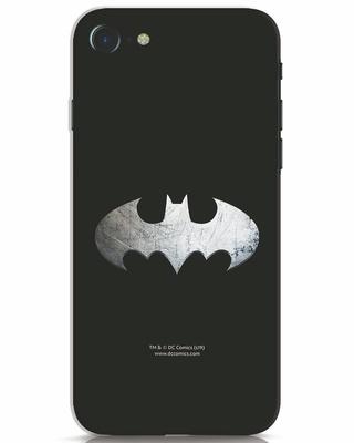 Shop Metallic Batman iPhone 7 Mobile Cover (BML)-Front
