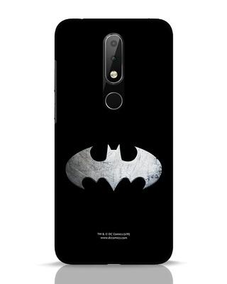 Shop Metallic Batman Nokia 6.1 Plus Mobile Cover (BML)-Front