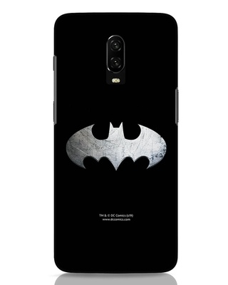 Shop Metallic Batman OnePlus 6T Mobile Cover (BML)-Front