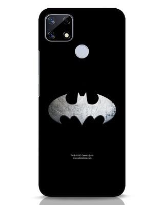 Shop Metallic Batman Realme Narzo 20 Mobile Cover (BML)-Front