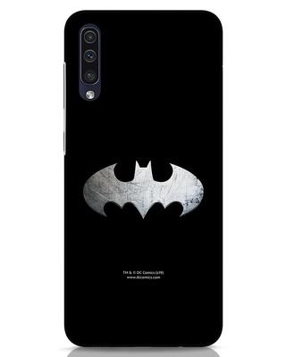 Shop Metallic Batman Samsung Galaxy A50 Mobile Cover (BML)-Front