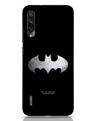 Shop Metallic Batman Xiaomi Mi A3 Mobile Cover (BML)-Front