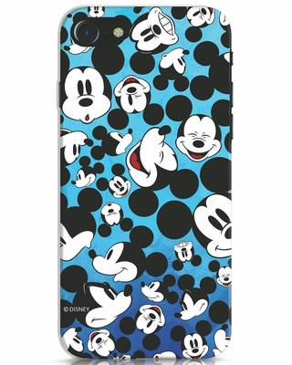 Shop Mickey Emotions iPhone 7 Mobile Cover (DL)-Front