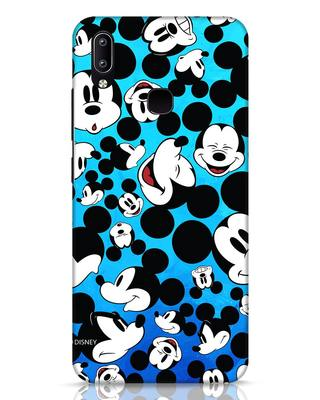 Shop Mickey Emotions Vivo Y91 Mobile Cover (DL)-Front