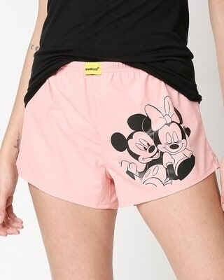 Shop Mickey Love Boxer ( DL )-Front