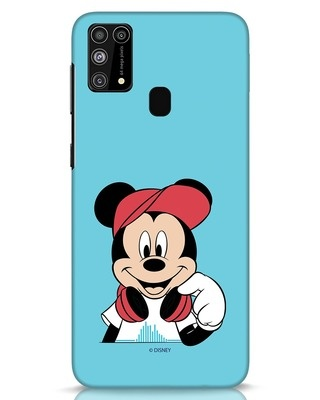 Shop Mickey Music Samsung Galaxy M31 Mobile Cover (DL)-Front