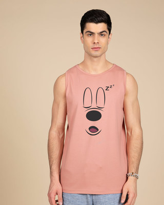 Shop Mickey Sleepy Vest (DL)-Front
